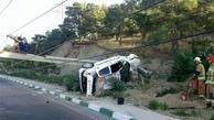 تصادف در چهارمحال و بختیاری 3 کشته و 3 مصدوم بر جای گذاشت