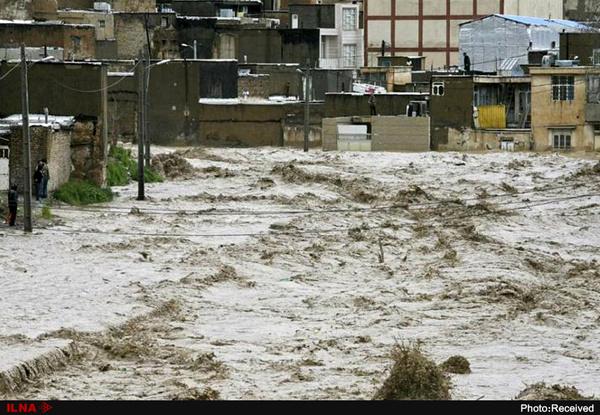 خسارت ۸۰ میلیارد ریالی سیل به زیرساختهای آبدانان