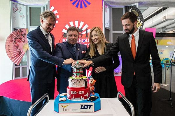 Budapest Airport takes top prize at the World Routes 2019 Awards