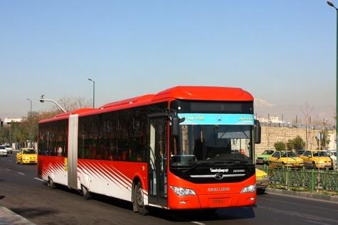 راه اندازی سه خط اتوبوسرانی در منطقه ۵