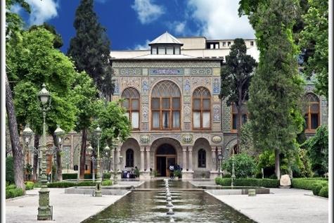 درخواست توقف گودبرداری در حریم کاخ جهانی گلستان