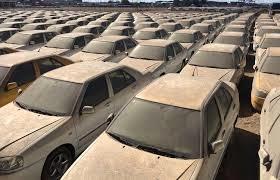 کشف بیش از 400 خودروی احتکار متعلق به 2نفر، اینبار در چیتگر