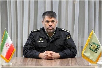 از دستگیر دو سارق خودروی سرقتی در شهرک مهرگان