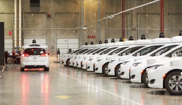 Driverless cars could dramatically increase traffic in Europe