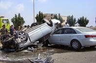 کاهش جانباختگان حوادث رانندگی راه های روستایی استان کرمانشاه