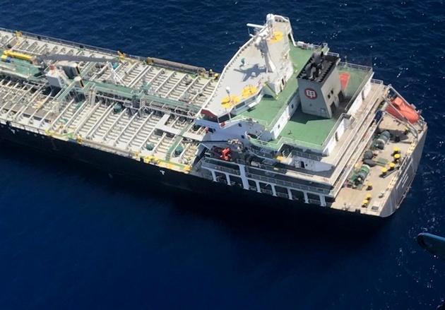 ادعای پاناما در خارج کردن نفتکش توقیف شده ایران از فهرست ثبت خود