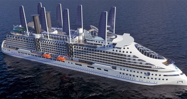 World's most eco-friendly cruise ship designed in Spain
