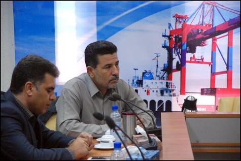ارزیابی عملکرد مراکز HSE و آتش نشانی بندرخرمشهر