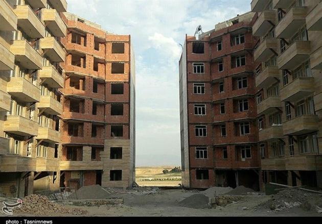 نیاز کشور به ١.٥ میلیون واحد مسکونی در سال