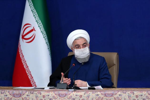 روحانی: اعمال محدودیتهای جدید در ۲۵ مرکز استان و ۴۶ شهرستان ا