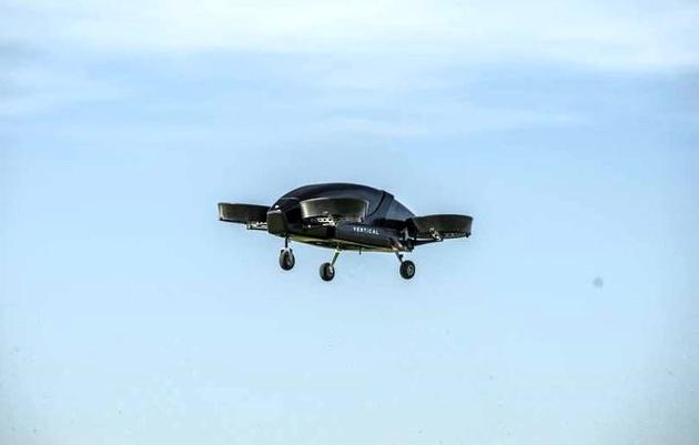 جدیدترین رقیب اوبر و ایرباس در ابداع خودروی پرنده