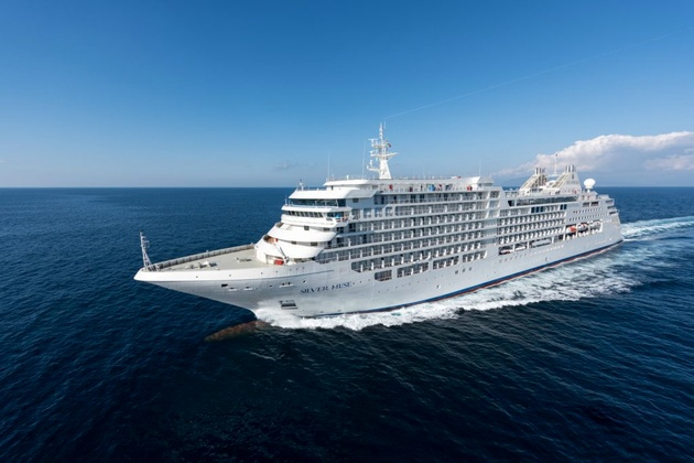 Silversea Orders 3rd Muse-Class Ship from Fincantieri