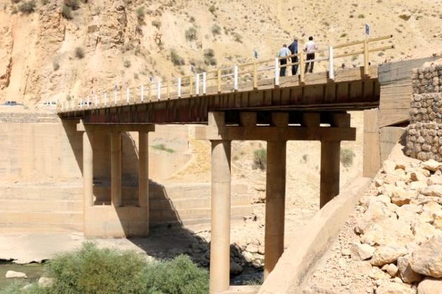 اصلاح، بازسازی و تعمیرات بیش از 50 پل بزرگ در استان چهارمحالوبختیاری