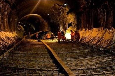 توان ساخت تونل ریلی البرز فعلاً در کشور وجود ندارد