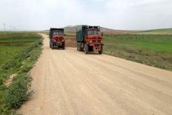 افزایش موارد دستبرد به محموله کامیونها