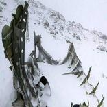 تکاوران ارتش به لاشه هواپیما رسیدند + عکس