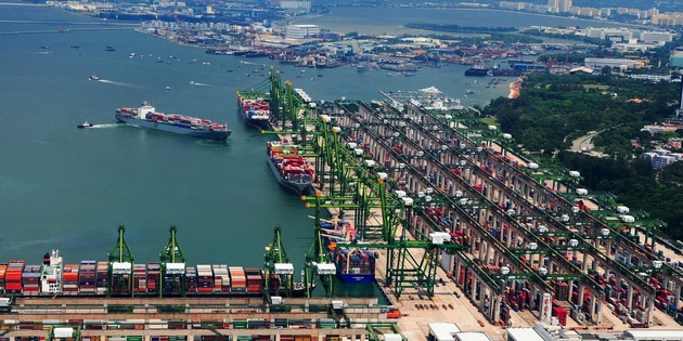 Two new berths to be added at COSCO PSA terminal in Singapore