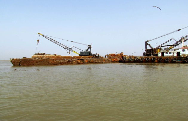 همکاری مشترک ایران و عراق در امنیت کشتیرانی در اروندرود