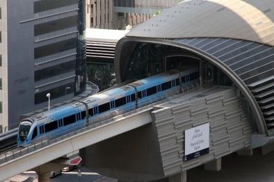 قلق ترافیکی متروی خودگردان