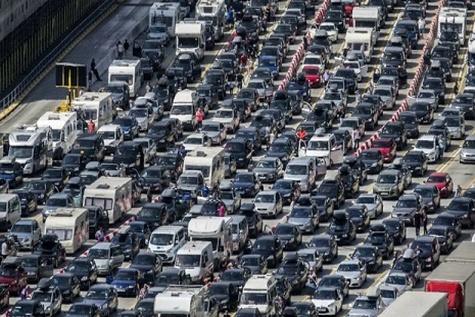 ترافیک، پشت ترافیک تصمیم گیری