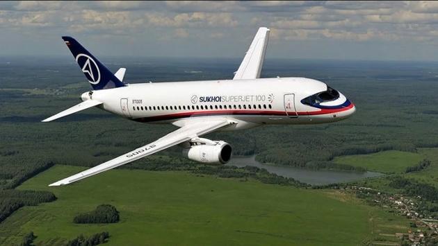 Iran Signs Agreement for 40 SSJ100R Russian Regional Jets