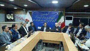 دیدار معاون وزیر راه وشهرسازی با تشکلهای صنفی حمل و نقل کالا و مسافر استان اصفهان