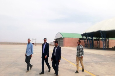 پرواز در فرودگاه مهریز، منتظر مجوز سازمان هواپیمایی است