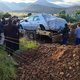 ماجرای دفن یک مرد ۷۲ ساله با مرسدس بنز؛ پای کرونا در میان بود؟