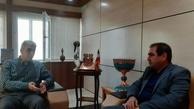 مصوب شدن طرح احداث جاده رابر-کرمان با حمایت رئیس هیات عامل ایمیدرو