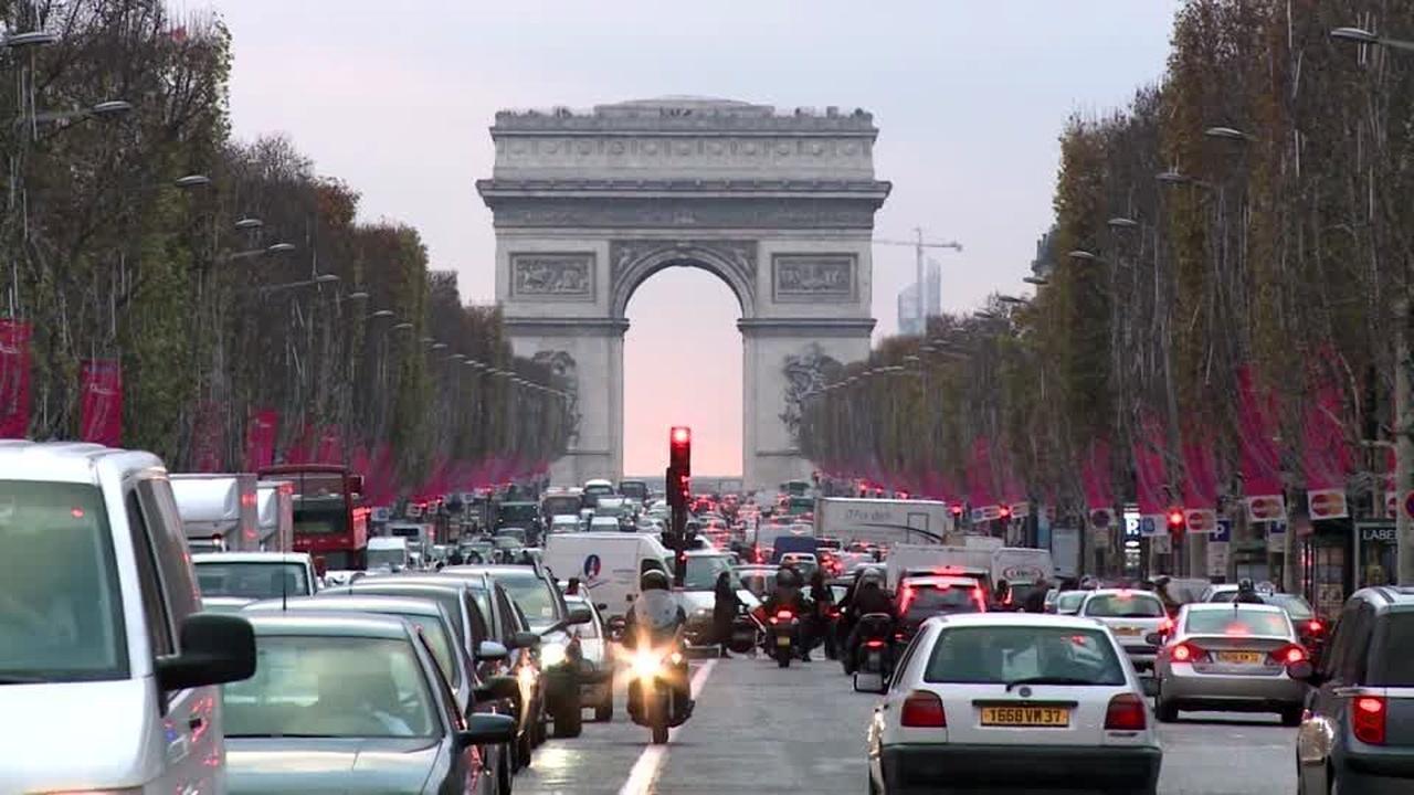 بزرگراه ليون-پاريس