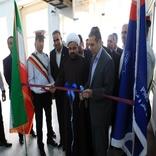 افتتاح پایانه مسافری دریایی بندربوشهر