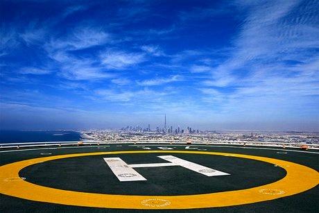 شناسایی 101 پد بالگرد در برجهای تهران/تدوین آئین نامه جدید پدهای بالگرد