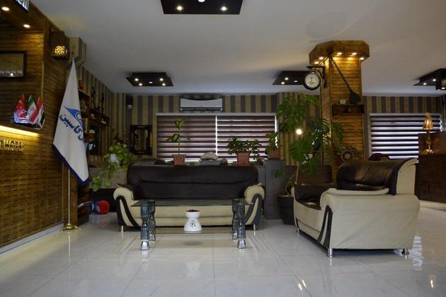 آشنایی با هتل کاسپین تبریز