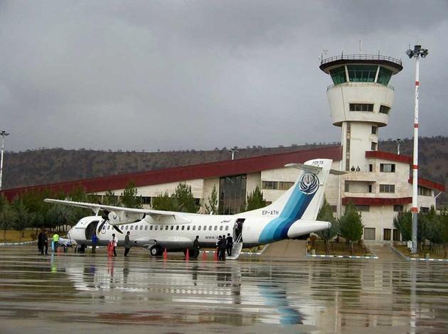 حمایت استاندار کهگیلویه و بویراحمد برای افزایش پروازهای فرودگاه یاسوج