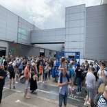 Thousands of passengers evacuated at Birmingham Airport after fire alarm