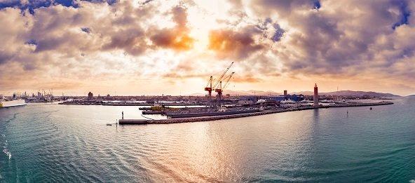 Konecranes to Supply Italy's Largest Mobile Harbour Crane