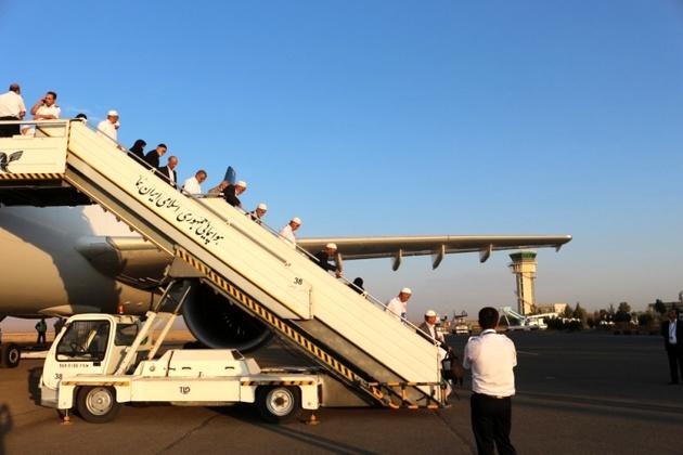 فرودگاه زنجان آماده خدمت رسانی به  حجاج