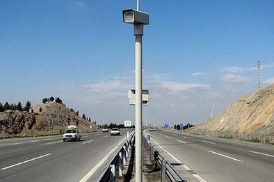 ثبت ۳۶۵۰۰ تخلف رانندگی توسط دوربین در استان سمنان