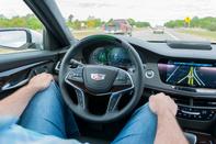Cadillac's Super Cruise provides a glimpse into the self-driving future today
