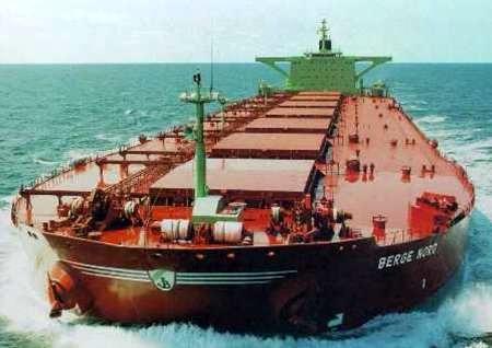 سود کلان شرکتهای کشتیرانی در حمل نفت ایران به اروپا