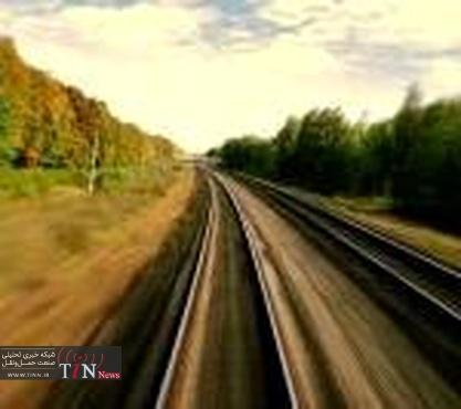 پیشرفت ۹۲ درصدی زیرسازی راه آهن تهران _ همدان
