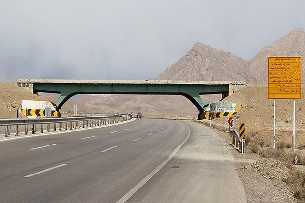 بیش از ۸۵ درصد عملیات آزادراه شرق اصفهان تکمیل شده است