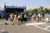 حمله تروریستی به رژه نیروهای مسلح در اهواز