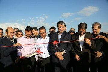 وزیر راه ۱۹ پروژه عمرانی یزد را افتتاح میکند