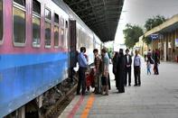 ضریب اشغال قطارها در ایام اوج سفر چقدر است؟