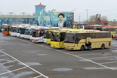 جابجایی بیش از ۲۹ هزار مسافر در پایانههای مسافربری استان ایلام