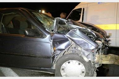 سه نفر در سوانح رانندگی کبودراهنگ جان باختند