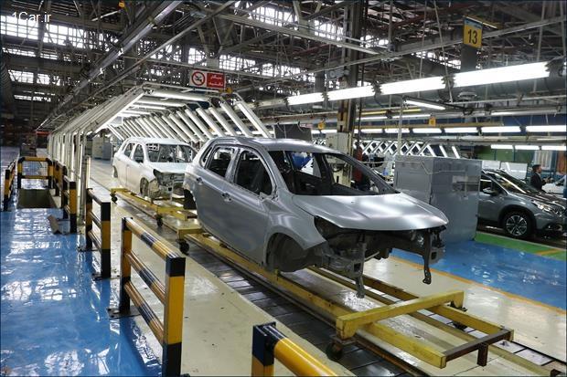 ۴۳هزار میلیارد تومان زیان انباشته خودروسازان بزرگ