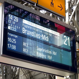 MEPs vote to increase rail passengers' rights