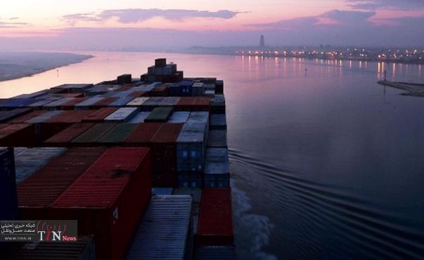 رشد تجارت جهانی هزینه حملونقل دریایی را افزایش داد